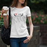 tshirt female adobe