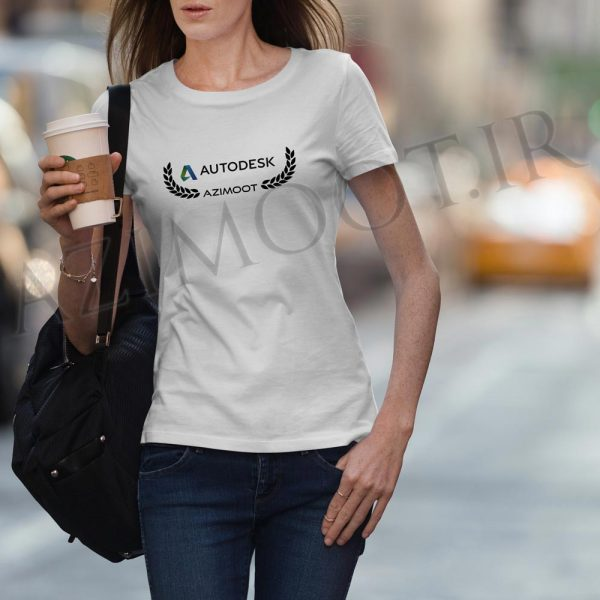tshirt female autodesk
